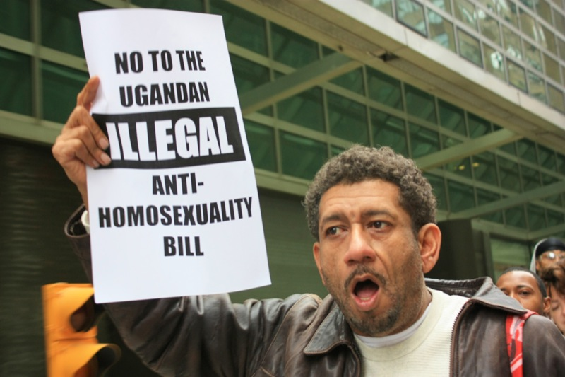 Uganda's Anti Homosexual Bill