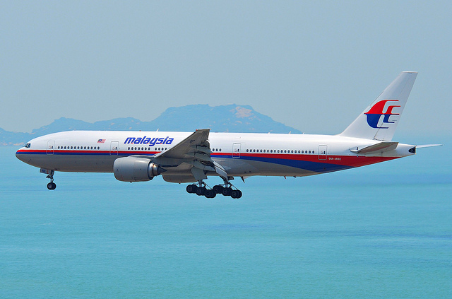 Malaysia Flight Image